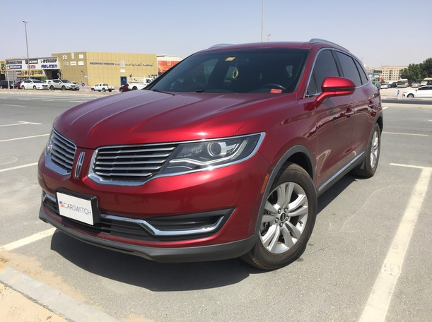 Used 2016 Lincoln MKX for sale in dubai