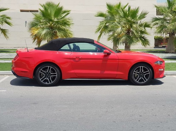 Used 2020 Ford Mustang for sale in dubai