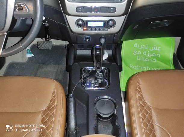 Used 2015 Geely Emgrand X7 for sale in dubai