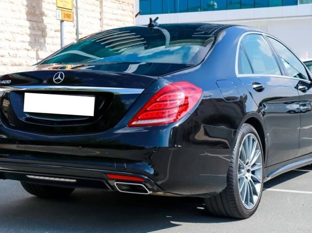 Used 2016 Mercedes S400 for sale in dubai