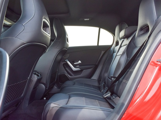 Used 2020 Mercedes A250 for sale in dubai