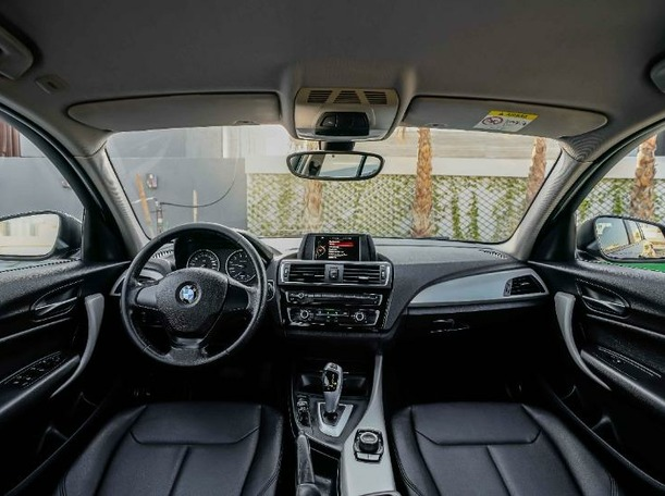 Used 2017 BMW 120 for sale in dubai