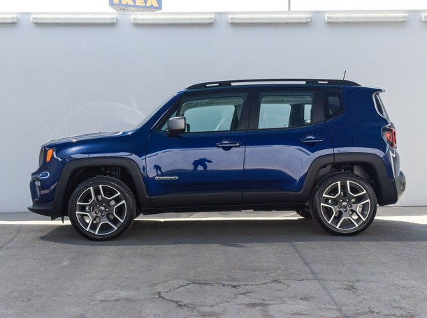 Used 2020 Jeep Renegade for sale in dubai