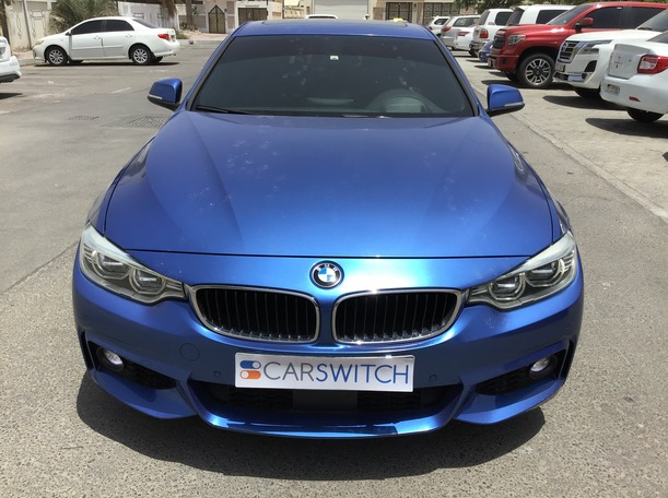 Used 2014 BMW 435 for sale in abudhabi
