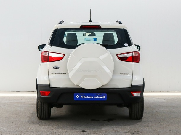 Used 2018 Ford EcoSport for sale in abudhabi