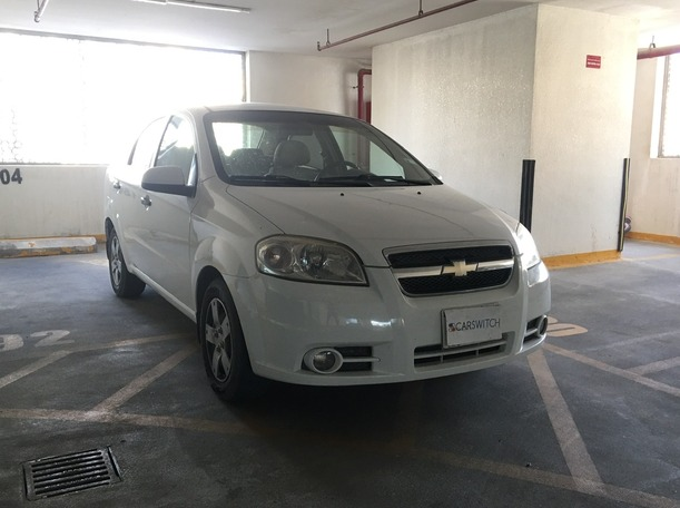 Used 2011 Chevrolet Aveo for sale in sharjah