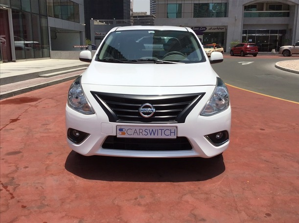 Used 2017 Nissan Sunny for sale in dubai