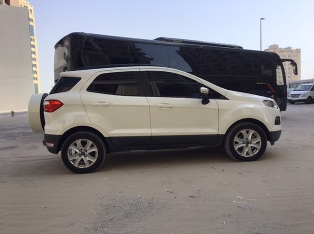 Used 2017 Ford EcoSport for sale in dubai