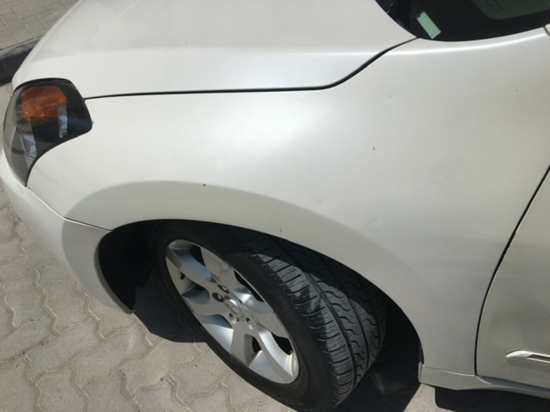 Used 2009 Nissan Altima for sale in sharjah