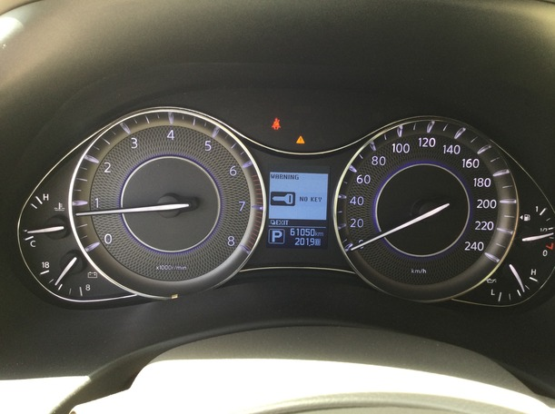 Used 2017 Infiniti QX80 for sale in sharjah