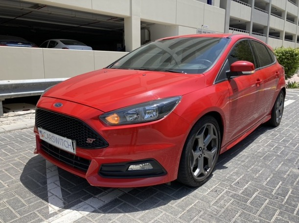Used 2017 Ford Focus for sale in dubai