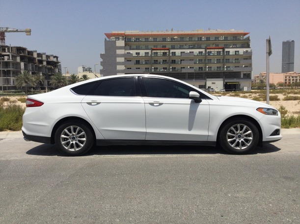 Used 2016 Ford Fusion for sale in dubai