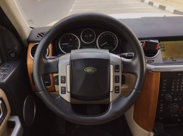 Used 2008 Land Rover LR3 for sale in sharjah