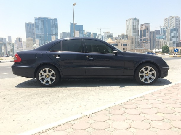 Used 2008 Mercedes E350 for sale in sharjah