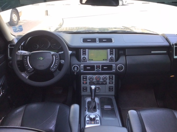 Used 2008 Range Rover HSE for sale in dubai