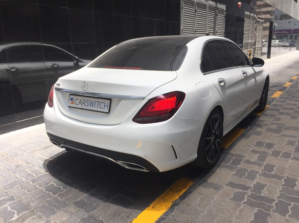 Used 2019 Mercedes C200 for sale in sharjah