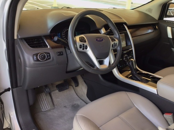 Used 2011 Ford Edge for sale in dubai