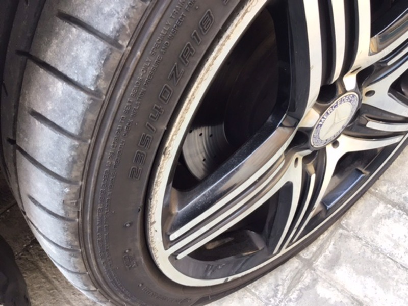 Used 2014 Mercedes A250 for sale in abudhabi