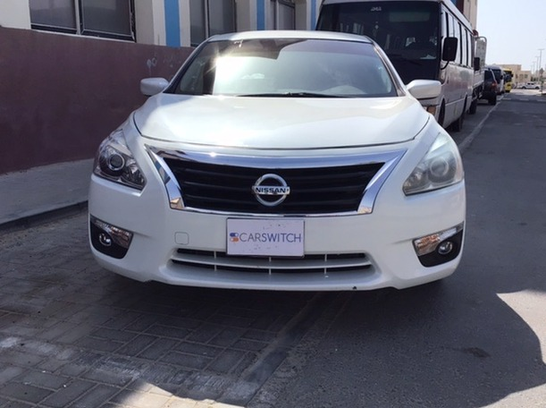 Used 2015 Nissan Altima for sale in abudhabi