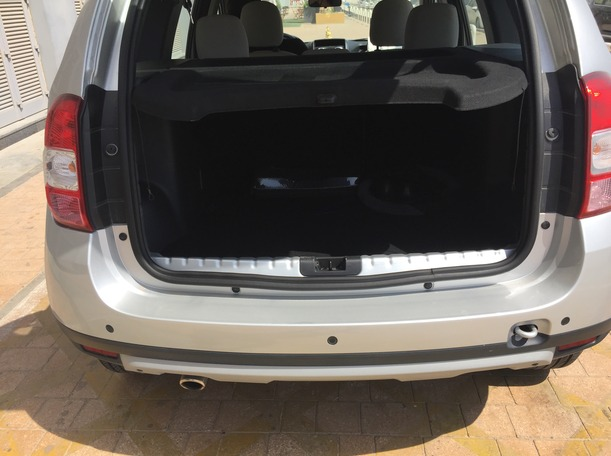 Used 2017 Renault Duster for sale in dubai