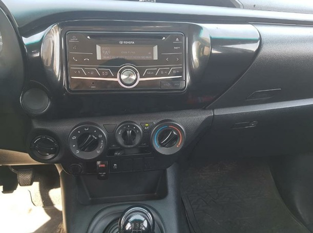 Used 2018 Toyota Hilux for sale in dubai