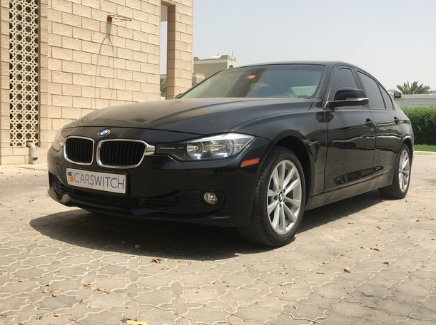 Used 2017 BMW 320 for sale in sharjah
