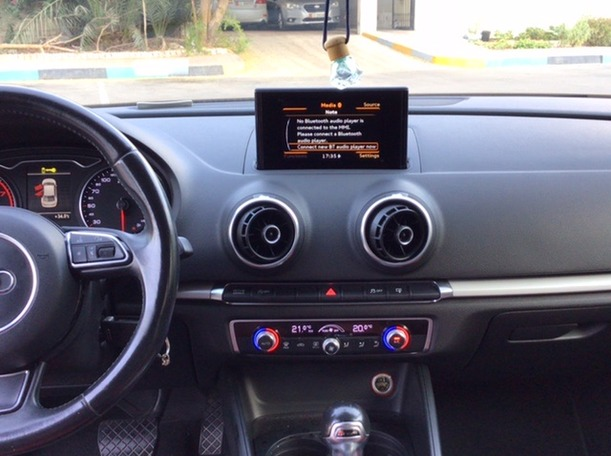 Used 2016 Audi A3 for sale in abudhabi