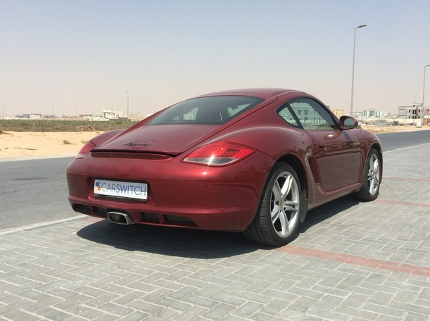 Used 2009 Porsche Cayman for sale in sharjah