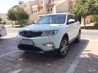 Used 2018 Geely Emgrand X7 for sale in dubai
