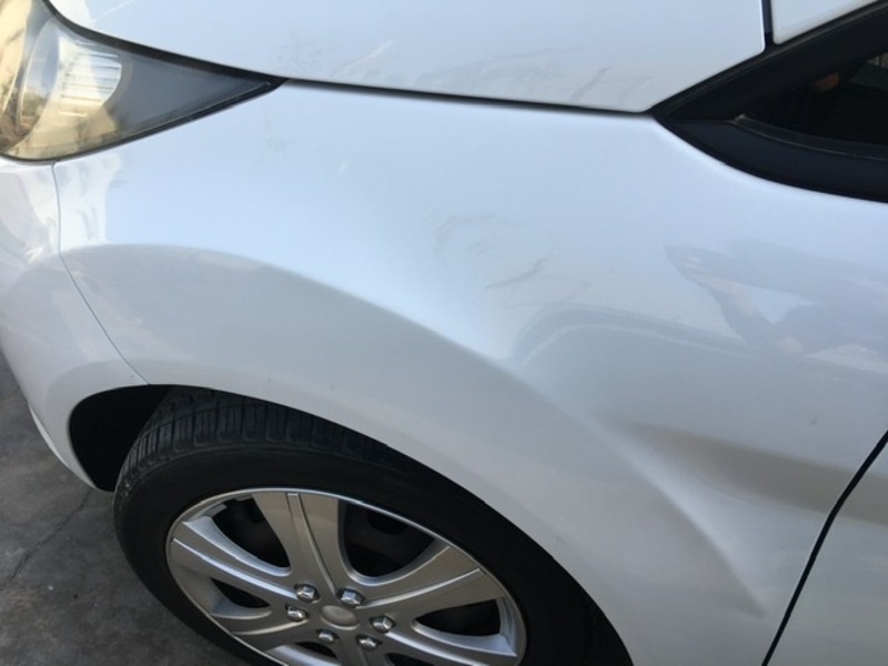 Used 2012 Ford Fiesta for sale in sharjah