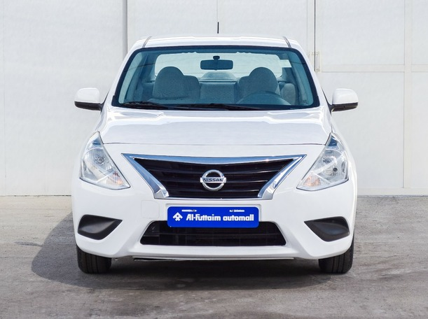 Used 2019 Nissan Sunny for sale in ajman