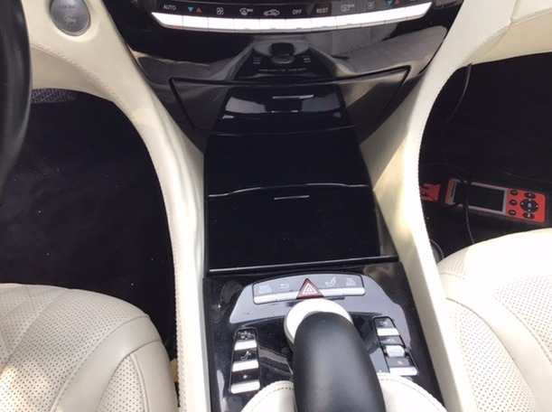 Used 2009 Mercedes CL500 for sale in abudhabi
