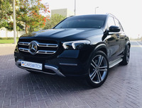Used 2020 Mercedes GLE450 for sale in abudhabi