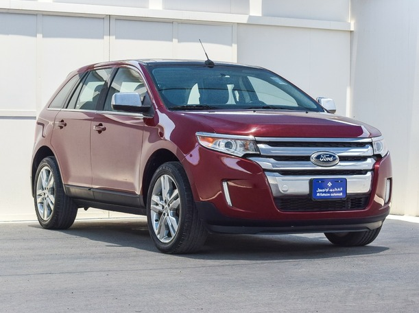 Used 2014 Ford Edge for sale in abudhabi