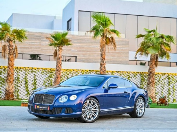 Used 2013 Bentley Continental for sale in dubai