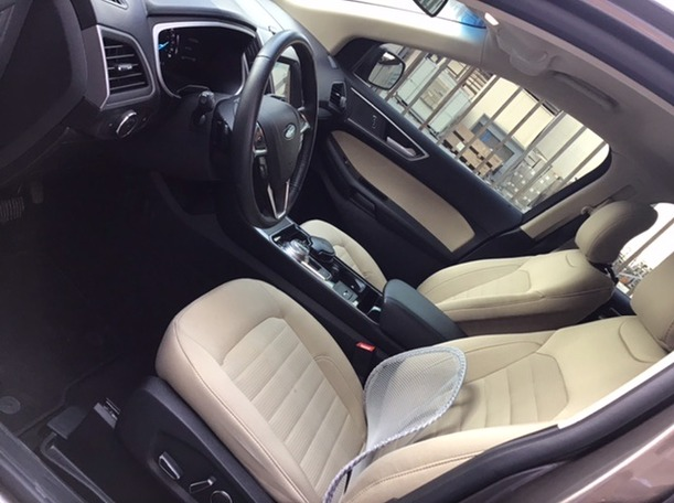 Used 2019 Ford Edge for sale in dubai
