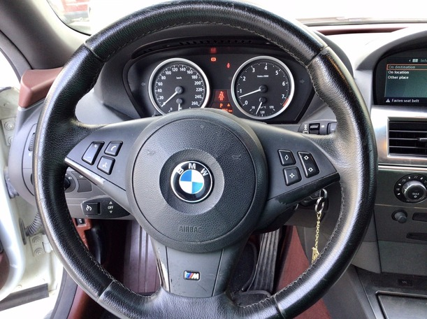 Used 2005 BMW 630 for sale in abudhabi