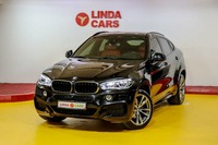 Used 2018 BMW X6 for sale in dubai