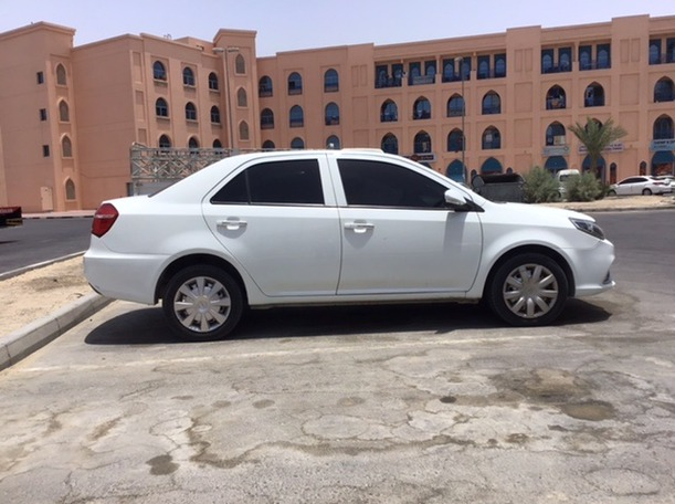 Used 2018 Geely GC6 for sale in dubai