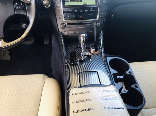 Used 2010 Lexus IS350 for sale in abudhabi