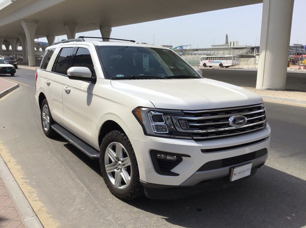 Used 2018 Ford Expedition for sale in dubai