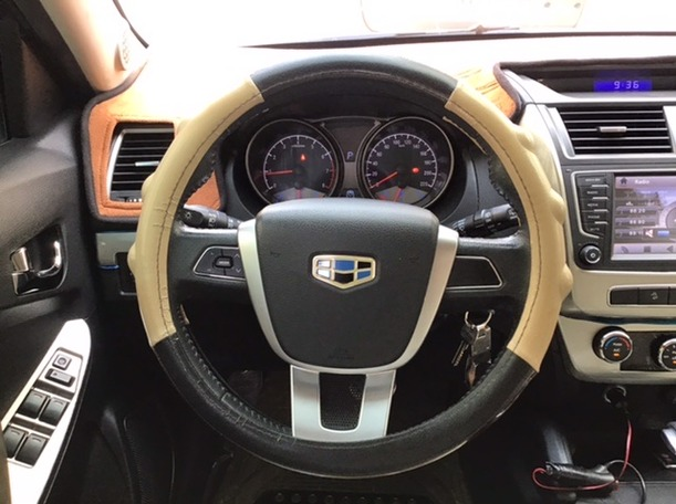 Used 2018 Geely Emgrand 7 for sale in dubai
