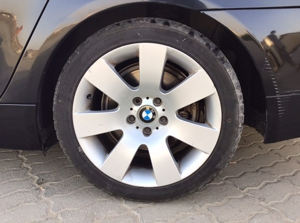 Used 2007 BMW 530 for sale in abudhabi