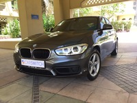 Used 2018 BMW 120 for sale in dubai