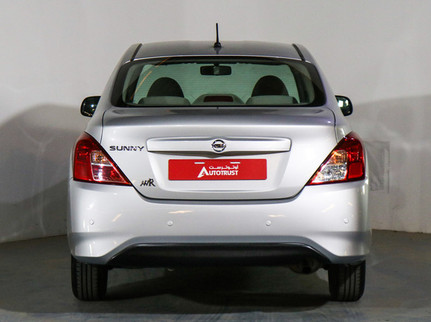 Used 2018 Nissan Sunny for sale in sharjah