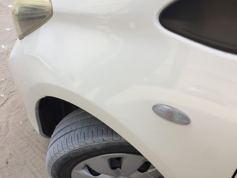 Used 2014 Toyota Yaris for sale in sharjah