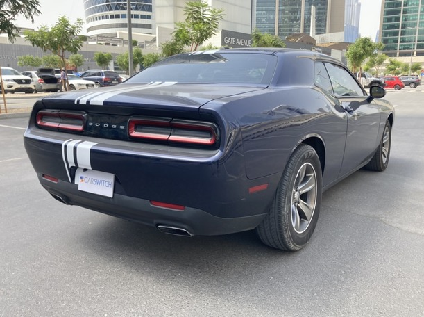 Used 2015 Dodge Challenger for sale in dubai