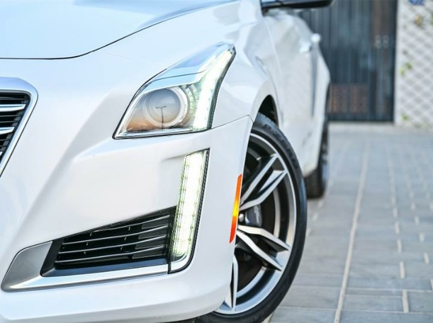 Used 2017 Cadillac CTS for sale in dubai
