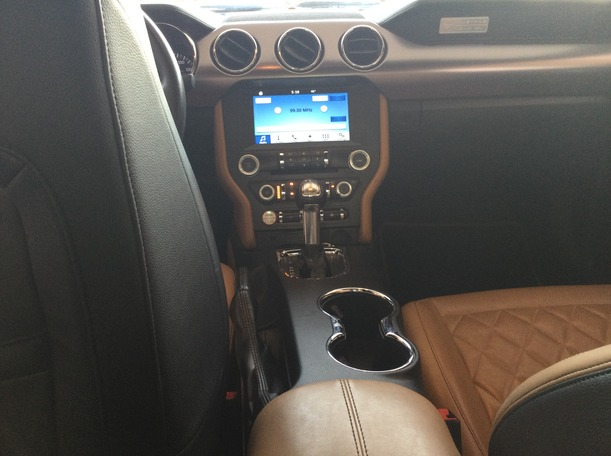 Used 2016 Ford Mustang for sale in dubai