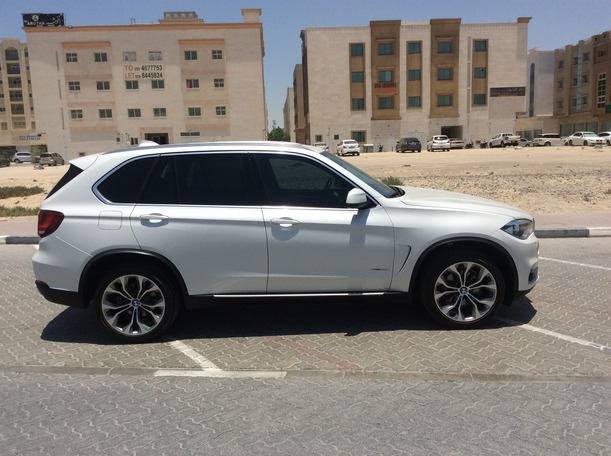 Used 2016 BMW X5 for sale in dubai